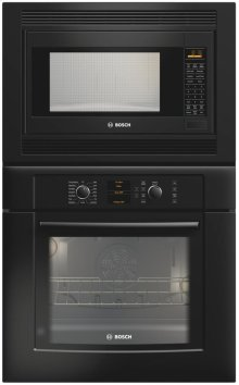 """30"""" Combination Wall Oven 500 Series - Black"""