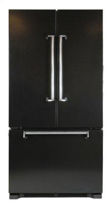 Black Legacy French Door Refrigerator