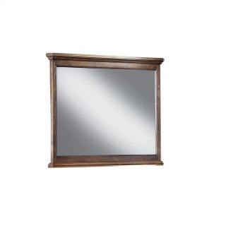 Bedroom - Telluride Landscape Mirror