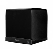 """High Performance 1200W Powered Subwoofer With 8"""" Woofer and Dual 8"""" Bass Radiators"""