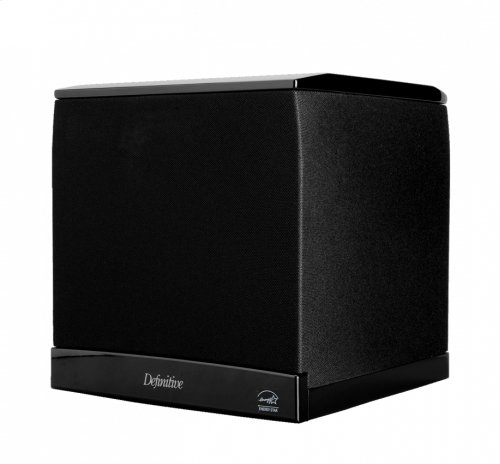 "High Performance 1200W Powered Subwoofer With 8"" Woofer and Dual 8"" Bass Radiators"