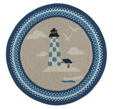 Hyport-Lighthouse Marina Braided Rugs