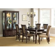 "Wilson Table, 42"" x 60"" x 78"" w 18"" Leaf (30""H) Product Image"
