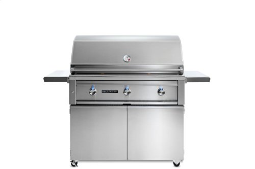 """42"""" Sedona by Lynx Freestanding Grill with 3 Stainless Steel Burners, LP"""