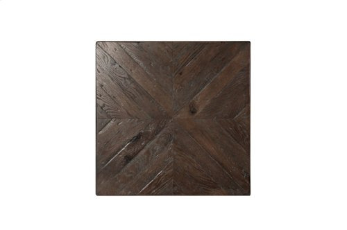 Timberley Side Table, Dark Echo Oak