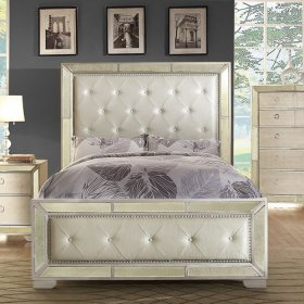 Queen-size Loraine Bed