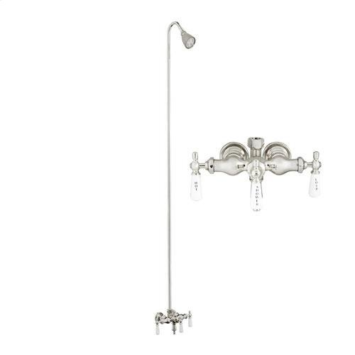 Tub Filler with Diverter for Acrylic Tub - Polished Chrome