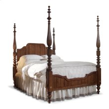 Designer Planked Custom Bed