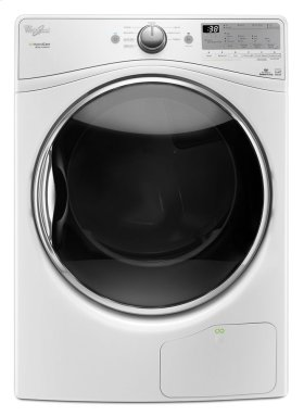 7.4 Cu. Ft. Front Load Electric Ventless Dryer with Advanced Moisture Sensing