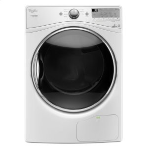 7.4 Cu. Ft. Front Load Electric Ventless Dryer with Advanced Moisture Sensing -