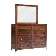 Baldwin High Dresser- Mirror