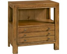 Bethany Square 2-Drawer Nightstand
