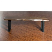 Live Edge Bench Product Image