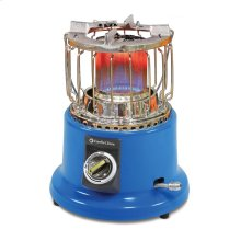 CZPP21 Radiant Propane Portable 2-in-1 Heater, Blue