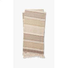 T1005 MH Beige / Ivory Throw