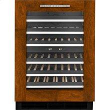 24-inch Under Counter Wine Cellar, Panel Ready