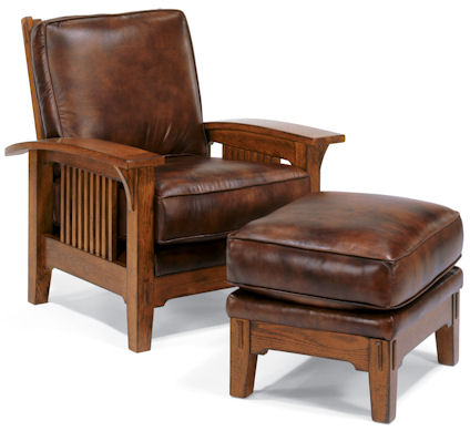 Superieur Las Cruces Morris Chair Hidden