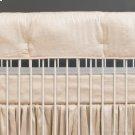 Monroe Crib Rail Cover Natural Product Image