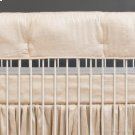 Monroe Crib Rail Cover Natural Product Image