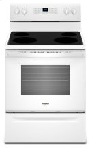 5.3 cu. ft. guided Electric Freestanding Range with True Convection Cooking Product Image