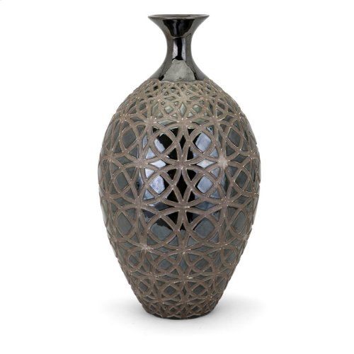 TY New Frontier Cheval Large Earthenware Vase
