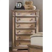 Ilana Traditional Six-drawer Chest