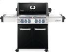 Prestige® 500 RSIB Infrared Side & Rear Burners Black , Propane Product Image