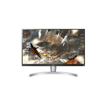 27'' Class 4K UHD IPS LED Monitor with VESA DisplayHDR 400 (27'' Diagonal)
