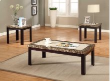 6639 3-Piece Coffee Table Set