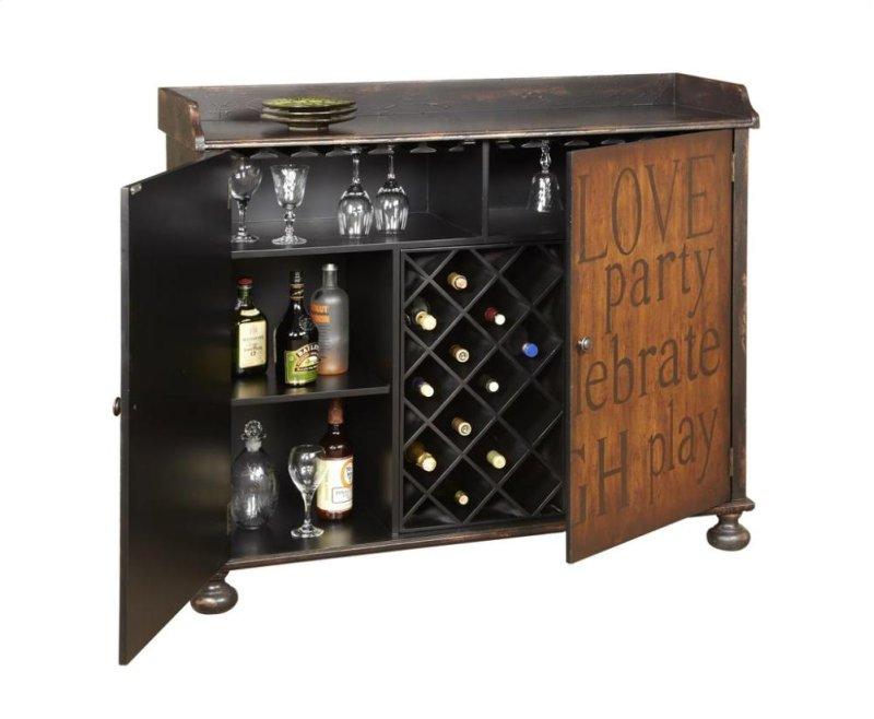549159 By Pulaski Furniture At Schewels Va Wine Cabinet
