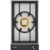 "200 series Vario 200 series gas wok cooktop Black control panel Width 12"" Natural gas. Wok burner"