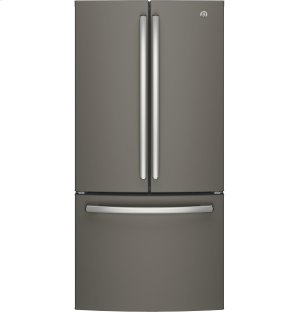GE® ENERGY STAR® 18.6 Cu. Ft. Counter-Depth French-Door Refrigerator Product Image