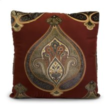 Wilhelmina Square Pillow - 18 x 18