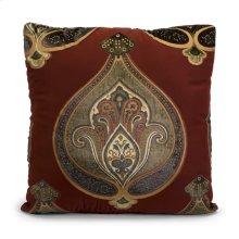 Wilhelmina Square Pillow - 18 x 18