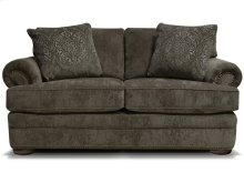 New Products Knox Loveseat with Nails 6M06N