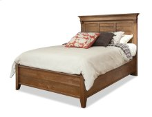 King Complete Panel Bed