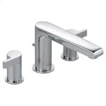 American StandardStudio Deck-Mount Bathtub Faucet - Brushed Nickel