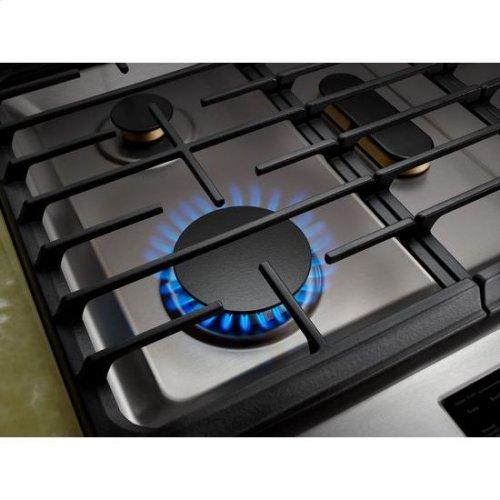 "Jenn-Air® 30"" Dual -Fuel Range - Pro Style Stainless"