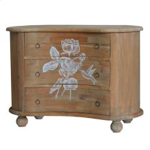 Willow 3 Drawer Chest