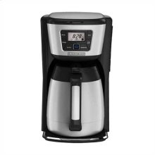 12-Cup Thermal Coffee Maker