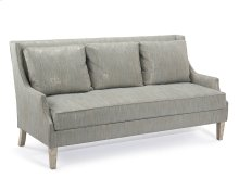 Scoop-Arm Sofa
