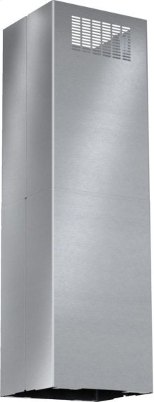 HCIEXT5UC Island Hood Duct Extension Accessory Kit Benchmark Series - Stainless Steel