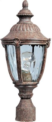 Morrow Bay Cast 1-Light Outdoor Pole/Post Lantern