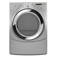 Lunar Silver Whirlpool® Duet® Steam 7.2 cu. ft. Electric Dryer