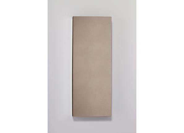M Series Cabinet, Satin Bronze Glass