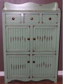 "#539 Pie Cupboard 36""wx12.5""dx54""h"