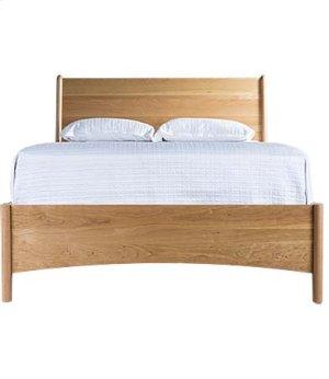 Brancusi Sleigh Bed - King