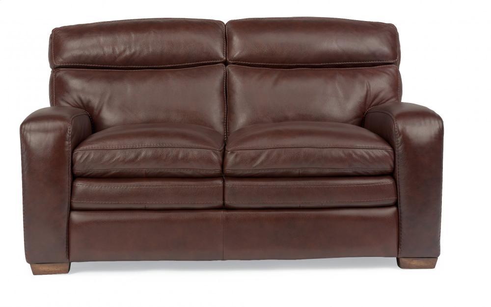 Bixby Leather Loveseat Product Image