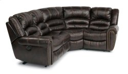 Hometown Fabric Power Reclining Sectional Product Image