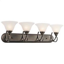 Stafford Collection Stafford 4 light Bath fixture in OZ